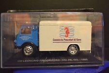 OM Leoncino Frigorifero Co-Pe-Go 1966 diecast vehicle in scale 1/43