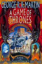 1st Edition A Song of Ice and Fire Fantasy Books in English