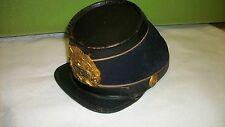 Civil War Era Kepi Style Hat - WCB - Wellington Citadel Band? - Slater New York