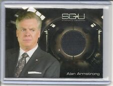 Stargate Universe Christopher McDonald gray costume card