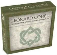 Leonard Cohen The Complete Studio Albums Collection 11 CD Deluxe Edition