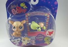 Littlest Pet Shop Kangaroo and Turtle #983 & #984  NEW