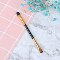 Women Double Head Eye Shadow Brush Makeup Brushes Cosmetics Application Tool RK