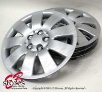 """15"""" Inches Hubcap Style#721- 4pcs Set of 15 inch Wheel Rim Skin Cover Hub caps"""