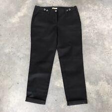 Burberry Brit Black Trouser Dress Womens Trousers Pants Size 6