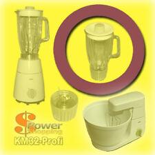 █ BRAUN KM32 🔴 1 x DICHTUNG DICHTRING GUMMIDICHTUNG Glas Mixer KM 32 31 3 + MX