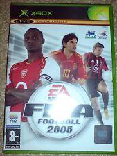 FIFA FOOTBALL SPORT EA 2005 (XBOX) USATO