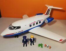 sympa avion city 5395   playmobil (  aéroport , vacance  ) 2091