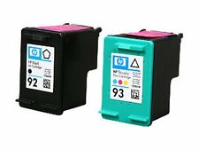HP 92 93  Combo Ink Cartridges NEW GENUINE