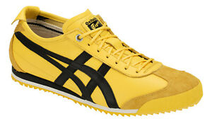 ASICS ONITSUKA TIGER MEXICO 66 SD Kill Bill Sneakers Tai-Chi Yellow 1183A036-750