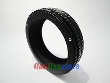 M58 to M58 Adjustable Focusing Helicoid Adapter 17-31mm Macro Extension tube