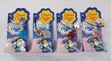 Chupa Chups Crystal Nano Chups Mobile Phone Charm Pink Blue Red Clear K3 CHP1
