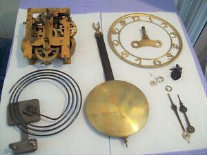Junghans-Uhrwerk für Regulator  Pendeluhr A 19