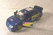 Kinsmart 2007 Subaru Impreza WRC Diecast Car !:36 Scal model Rallye Monte Carlo