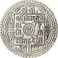 1920 VS1977 Nepal 2 Mohar PCGS MS 65. KM-695.