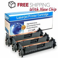 3PK CF217A 17A Toner + Chip For HP Laserjet Pro M102w MFP M130fn M130fw Printer
