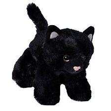 Black Cat Plush Soft Toy 18cm by Wild Republic