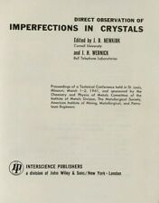Metallurgy: Direct Observation of Imperfections in Crystals
