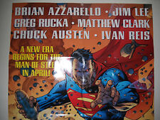 2004 SUPERMAN PROMOTIONAL  POSTER
