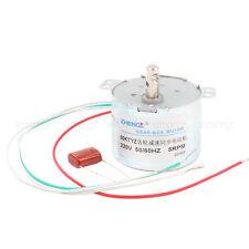 AC 220V 5RPM Gear Reducer Electric Motor Speed Reducing Gear-Box CW CCW
