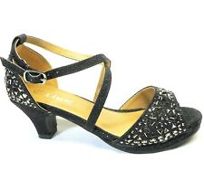 Link Fantastic-91 Girls' Dress Evening & Party Shoes size 12