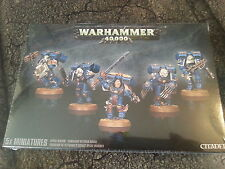 WARHAMMER 40K SPACE MARINE VANGUARD VETERAN SQUAD - NEW & SEALED