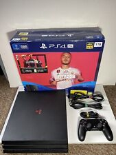 Sony PlayStation 4 Pro 1TB 4K Console - Black - Boxed