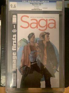 saga Image Firsts: Sage #1 White Paper