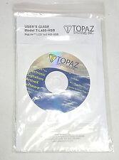 Topaz Systems T-S460-HSB SigLite 1X5 HSB-USB User's Guide CD ROM