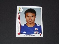 245 KONNO GAMBA OSAKA JAPON NIPPON PANINI FOOTBALL FIFA WORLD CUP 2014 BRASIL