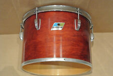 """1970s/80s Ludwig 13"""" Natural Red Mahogany Tom for Your Drum Set! Lot #E140"""