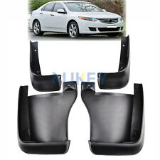 FIT FOR 2009 2010 2011 2012 2013 ACURA TSX MUD FLAP FLAPS SPLASH GUARDS MUDGUARD