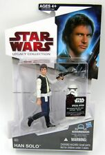 Star Wars Legacy Collection BD30 Han Solo Death Star Escape !