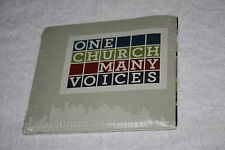One Church Many Voices SEALED CD 2013 Willow Creek Church  Zambia El Salvador