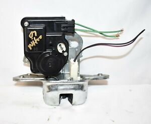TESTED * 7-13 GRAND CHEROKEE 08-12 LIBERTY 07-17 PATRIOT LIFT GATE LATCH  H2F03