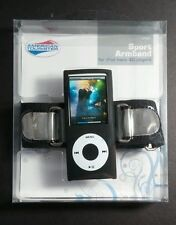 AMERICAN TOURISTER IPOD NANO 4G ARMBAND SILICONE SKIN CASE HOLDER SAMSONITE NEW