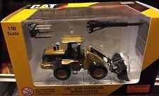 Norscot Cat 924G Versalink Wheel Loader Scale 1/50, Nuevo