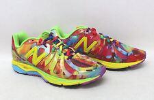 BNIB NEW BALANCE Ladies Colourful 'W890TG3' Running Trainer Shoes UK6 EU39