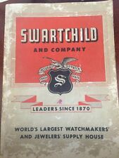 Catalogue No. B500 Swartchild and Company 1951