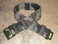 Ceinturon ceinture Famas camouflage C/E Armée Française neuf camo cam