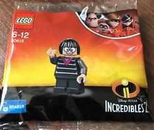 Lego Die Unglaublichen 2 Minifigur Edna Mode 30615 NEUWARE