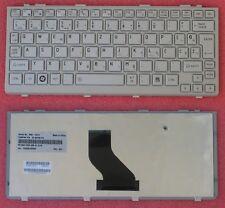 KEYBOARD QWERTZ YOUGOSLAV TOSHIBA MINI NB200 NSK-TJ01J 9Z.N2P82.01J PK130811A24