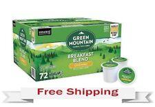 Keurig Green Mountain Breakfast Blend Coffee K-cups 72 Count
