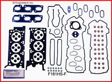 Engine Cylinder Head Gasket Set ENGINETECH, INC. fits 2002 Lincoln LS 3.0L-V6
