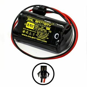 3.6v 900mAh Ni-CD Rechargeable Battery Pack Replacement for Exit Sign Emergency