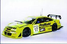 1:18 UT Models Opel Calibra '96 #17 Ludwig 'Zakspeed ProMarkt'