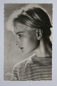 Postcard Photo Celebrity Isabelle Pia