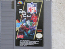 NINTENDO NES GAME FOOTBALL  NFL POWER PLAY ORIGINAL CARTRIDGE CASE 1988 VINTAGE