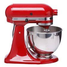 KitchenAid KSM100PSER Ultra Power Plus Stand Mixer - Empire Red