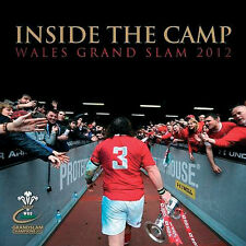 Inside the Camp - Wales Grand Slam 2012 - Six Nations Photographic book Photos
